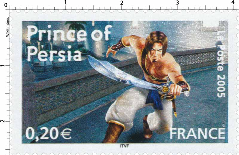 2005 Prince of Persia