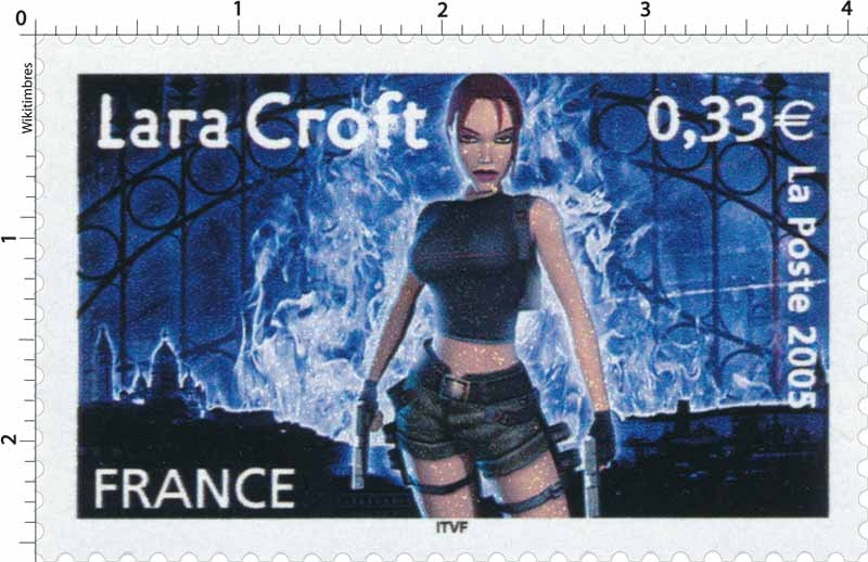 2005 Lara Croft