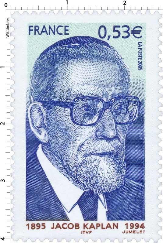2005 JACOB KAPLAN 1895-1994