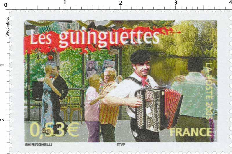 2005 Les guinguettes