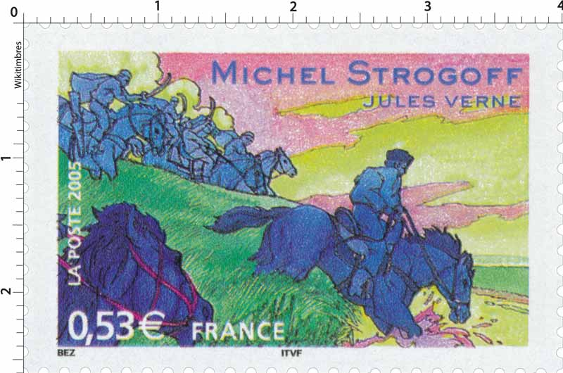 2005 MICHEL STROGOFF JULES VERNE