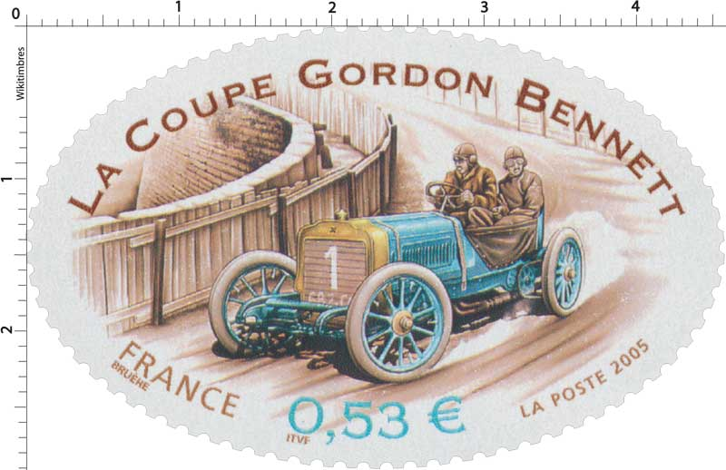 2005 LA COUPE GORDON BENNETT
