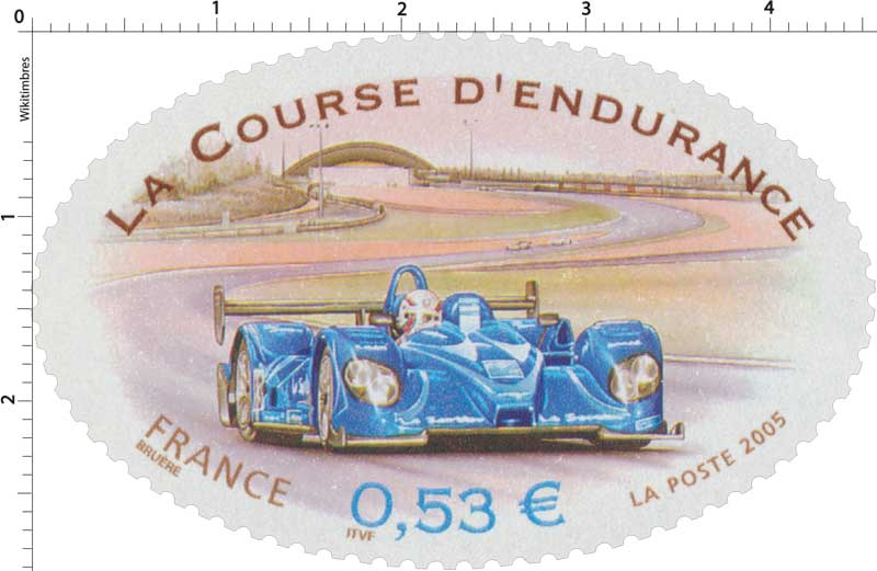 2005 LA COURSE D'ENDURANCE