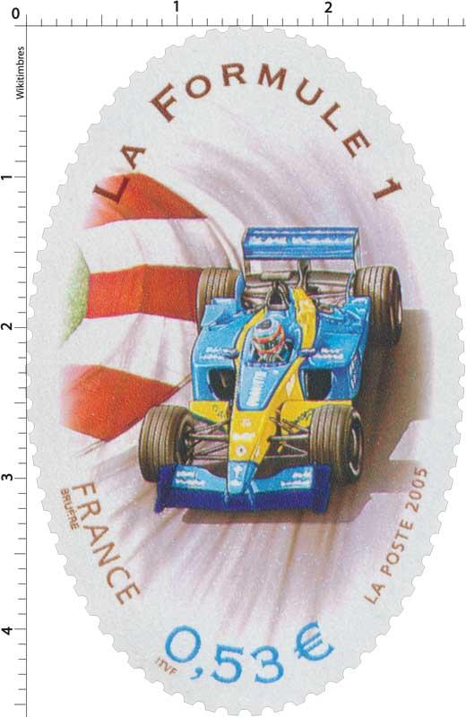 2005 LA FORMULE 1