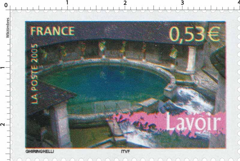 2005 Lavoir