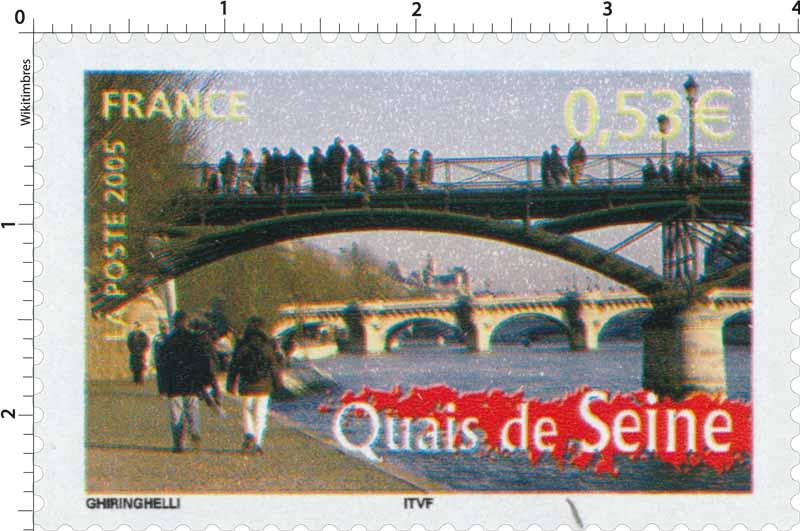 2005 Quais de Seine