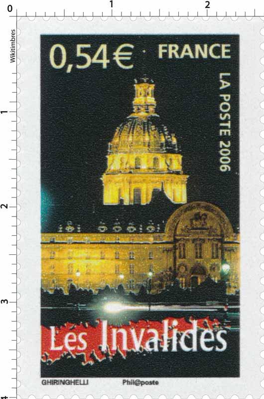 2006 Les Invalides
