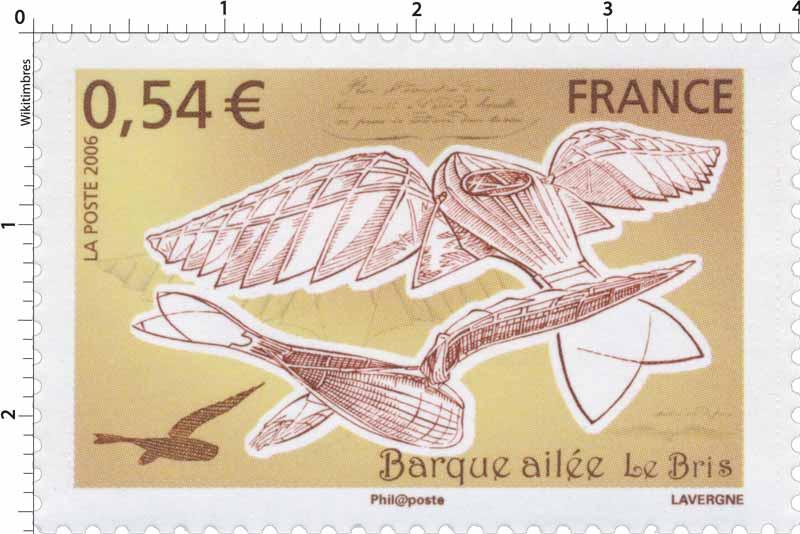 2006 Barque ailée Le Bris