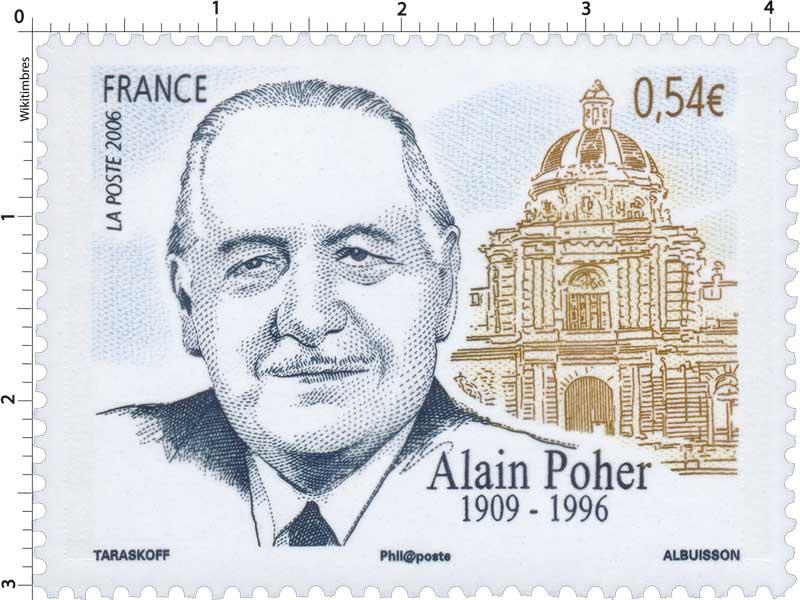 2006 Alain Poher 1909-1996