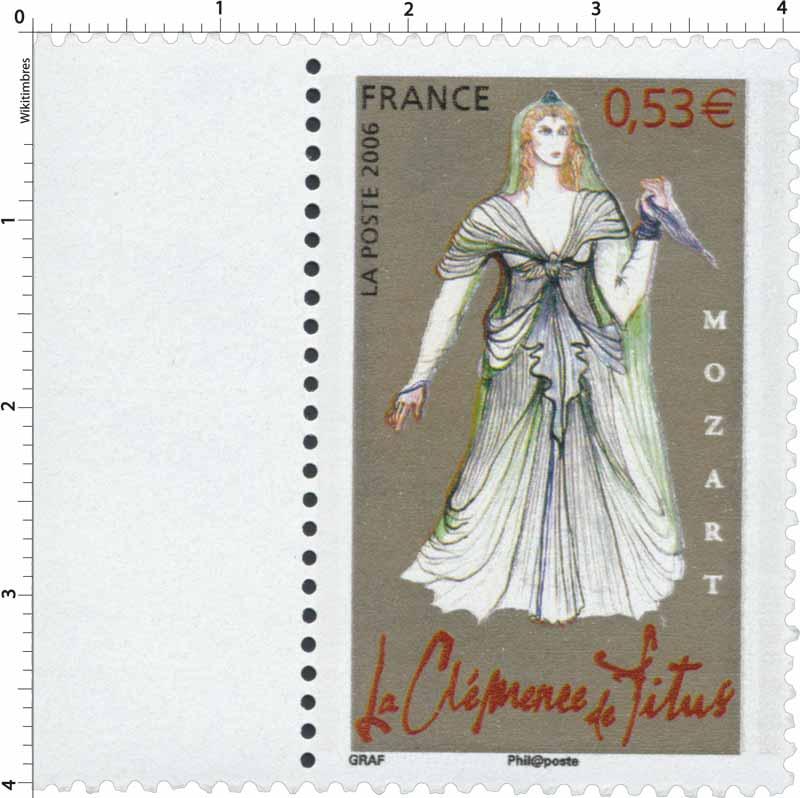 2006 La Clémence de Titus