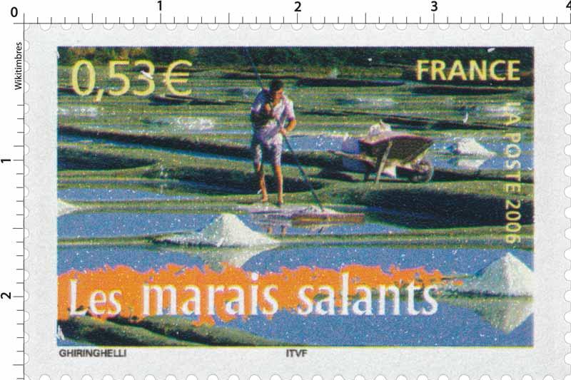 2006 Les marais salants