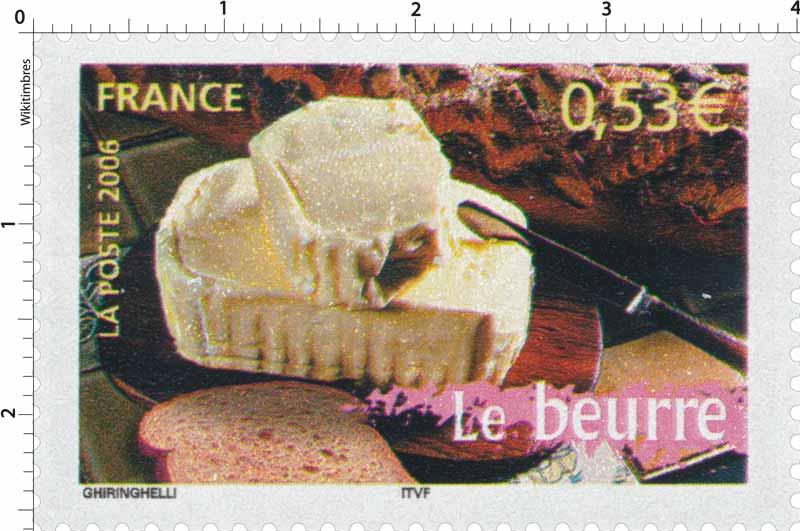 2006 Le beurre