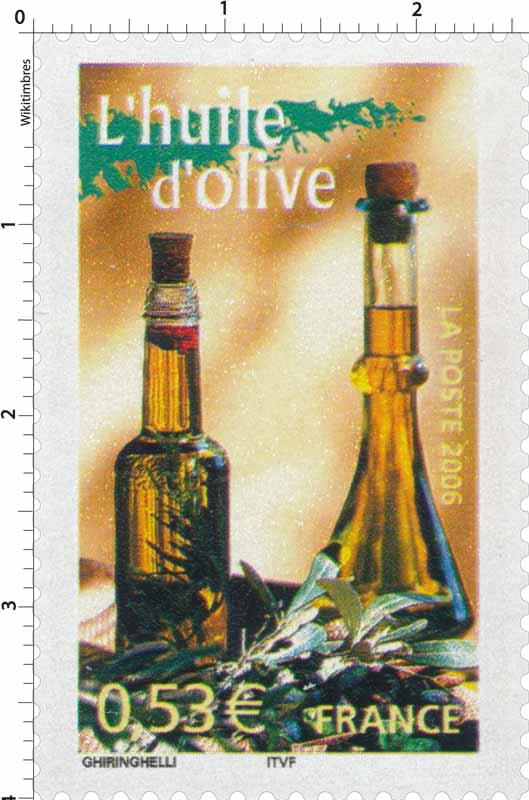 2006 L'huile d'olive