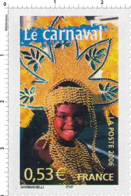 2006 Le carnaval