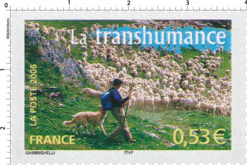 2006 La transhumance