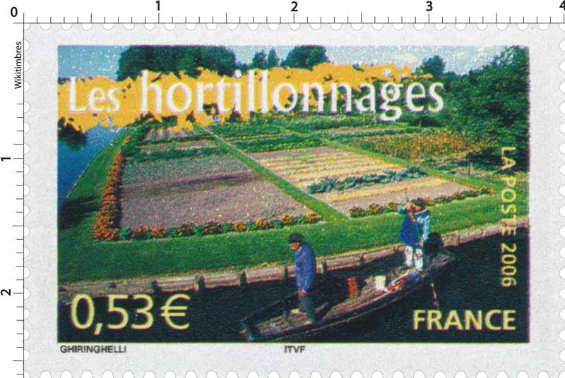 2006 Les hortillonnages