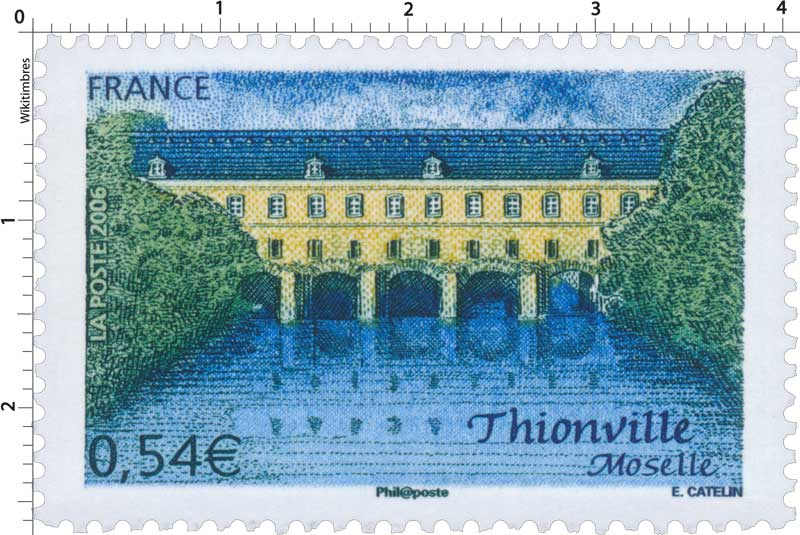 2006 Thionville Moselle