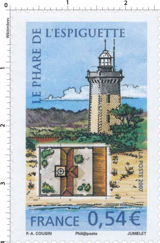 2007 LE PHARE DE L'ESPIGUETTE