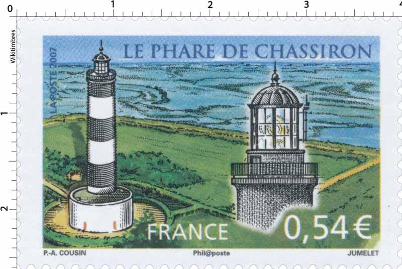 2007 LE PHARE DE CHASSIRON