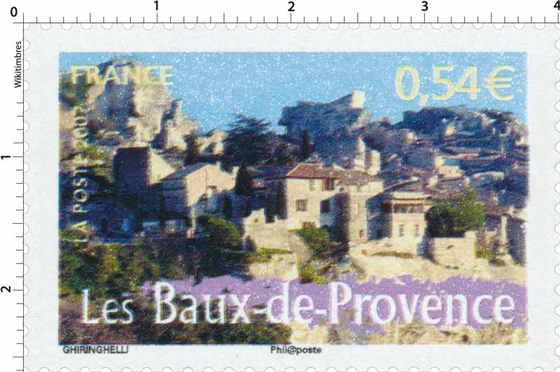 2007 Les Baux-de-Provence