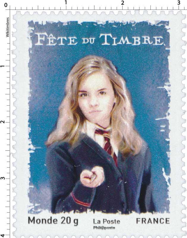 2007 FÊTE DU TIMBRE - Hermione