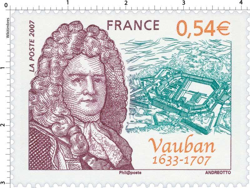 2007 Vauban 1633-1707
