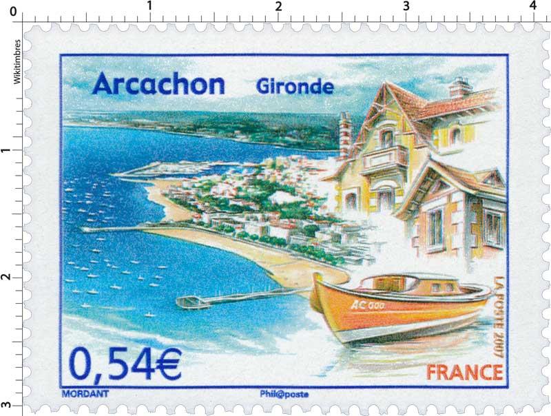 2007 Arcachon Gironde