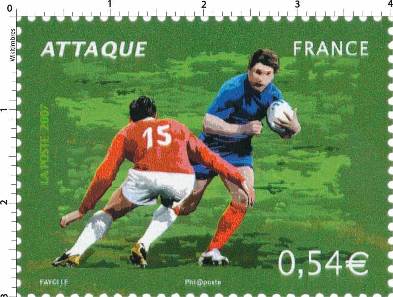 2007 ATTAQUE