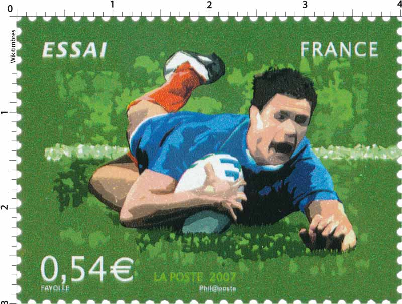 2007 ESSAI