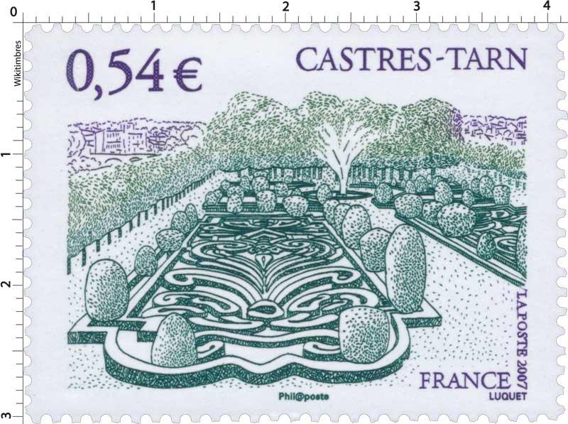2007 CASTRES - TARN
