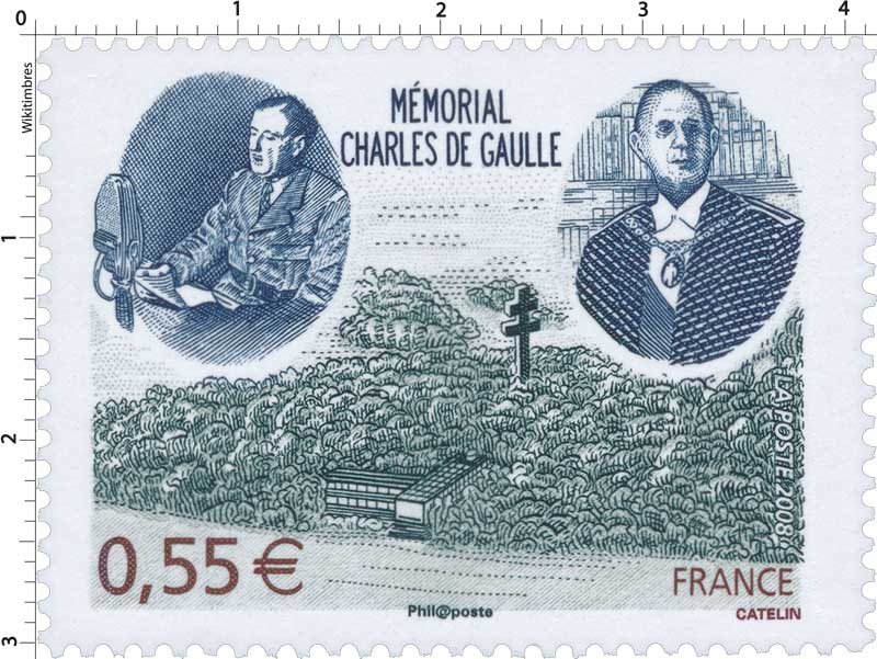 2008 MÉMORIAL CHARLES DE GAULLE