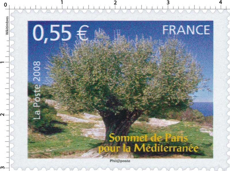 2008 Sommet de Paris pour la Méditerranée