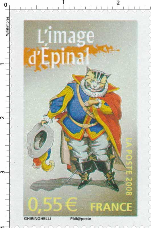 2008 L'image d'Épinal