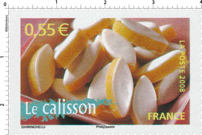 2008 Le calisson