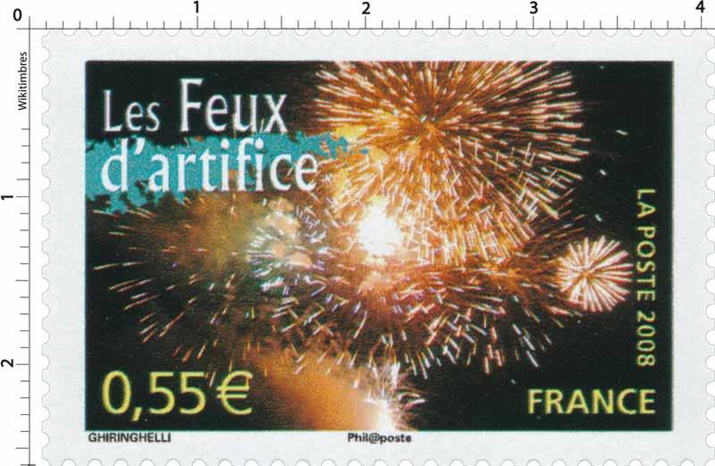 2008 Les Feux d'artifice