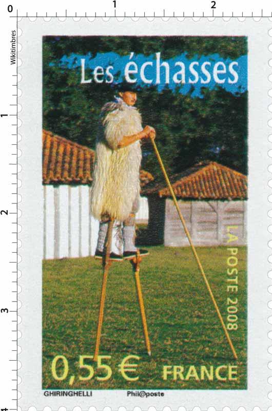 2008 Les échasses