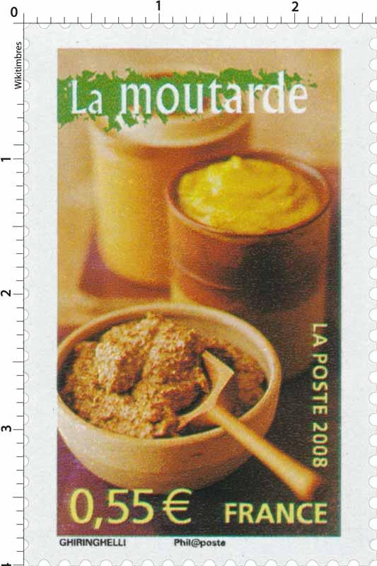 2008 La moutarde