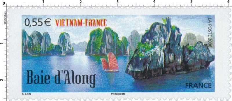 2008 VIETNAM-FRANCE Baie d'Along