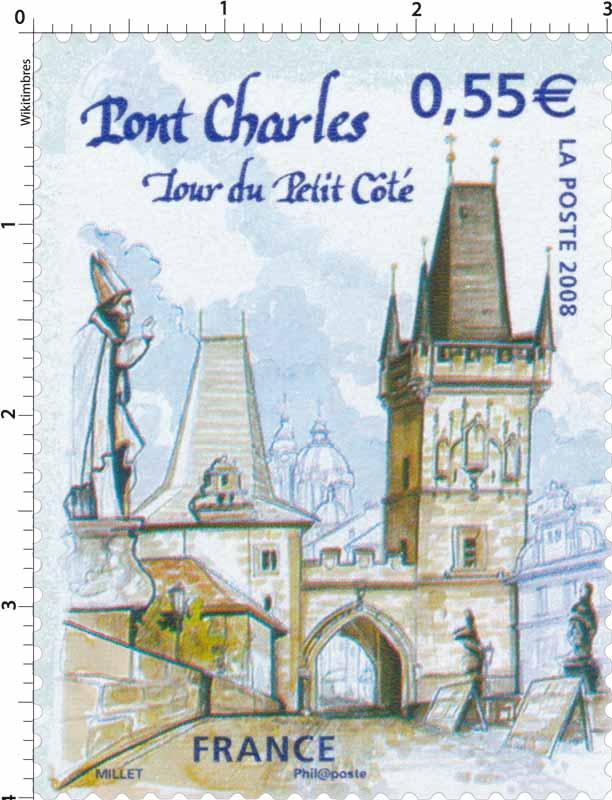 2008 Pont Charles Tour du Petit Côté