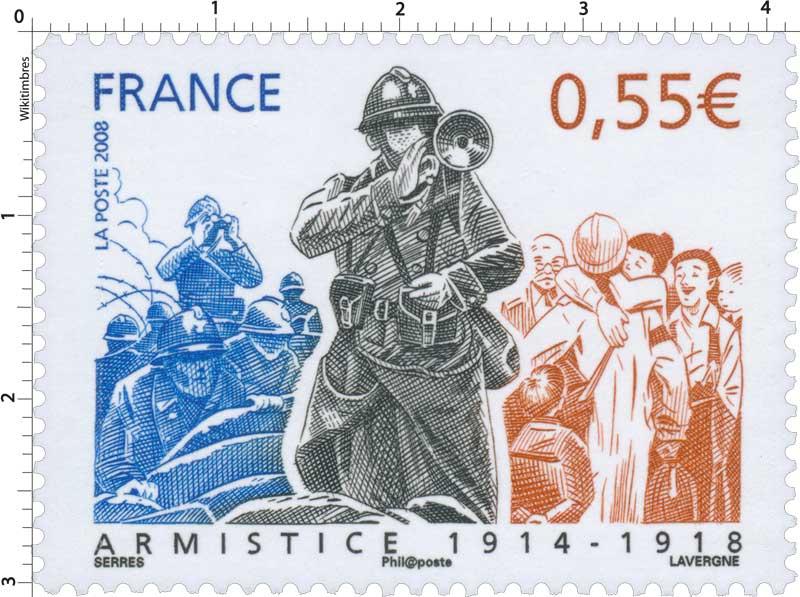 2008 ARMISTICE 1914 - 1918