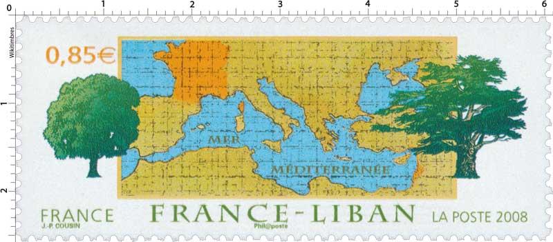 2008 FRANCE-LIBAN