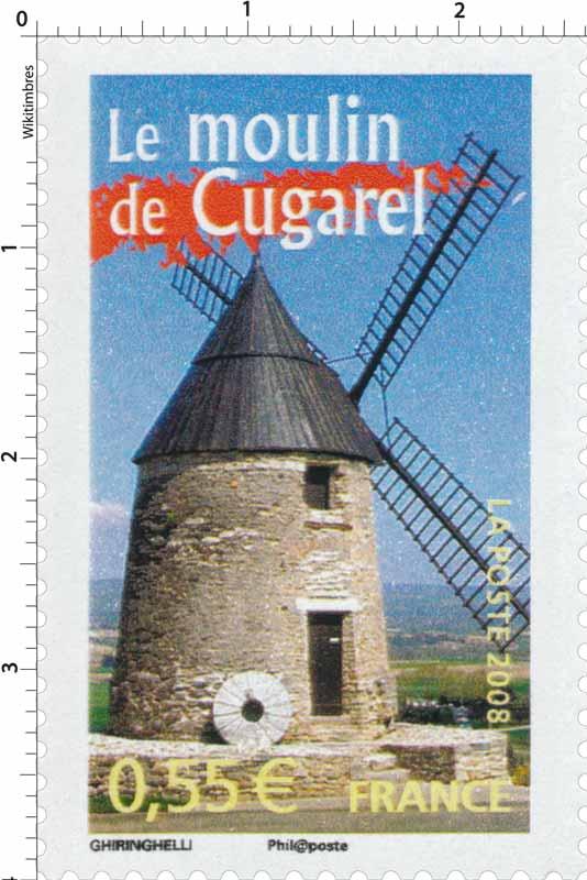2008 Le moulin de Cugarel