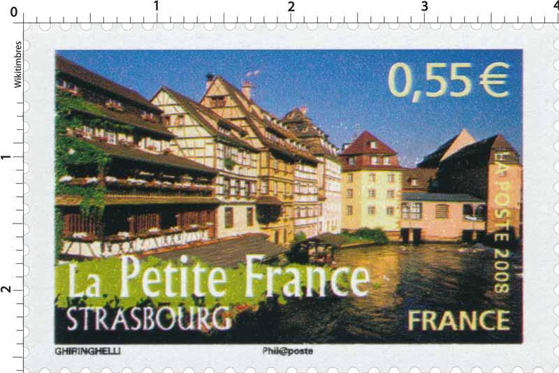 2008 La petite France STRASBOURG