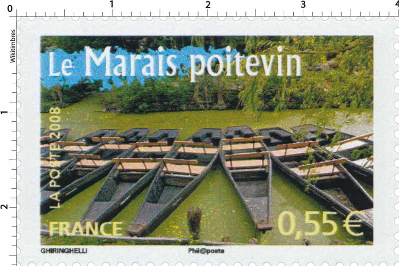 2008 Le Marais poitevin