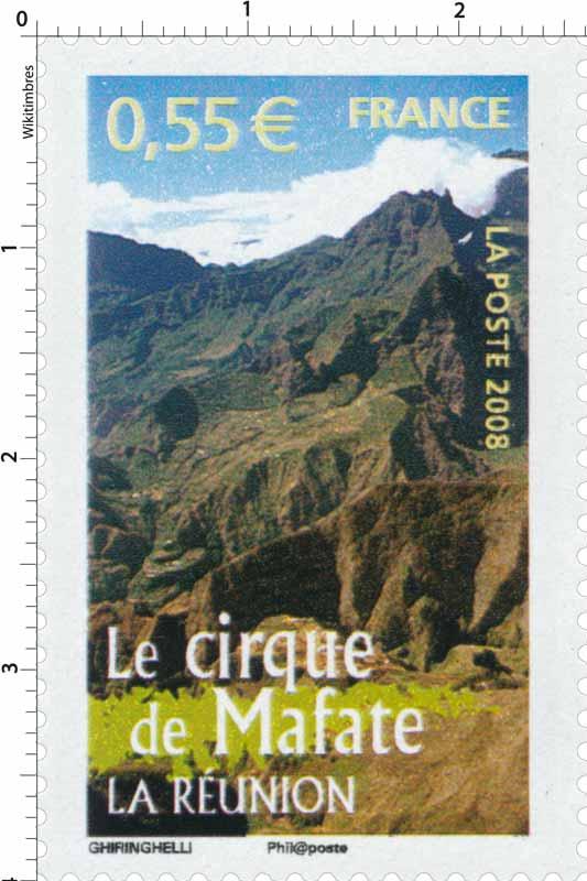 2008 Le cirque de Mafate LA RÉUNION
