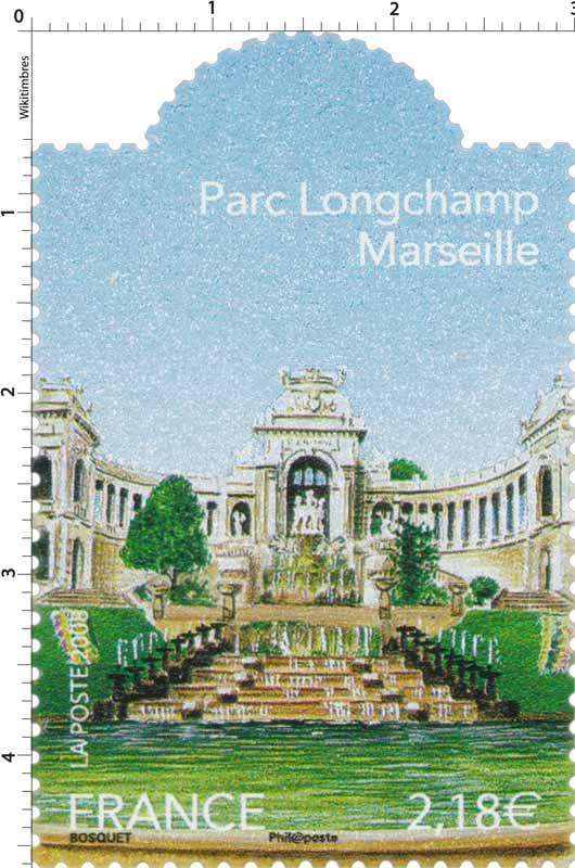2008 Parc Longchamp Marseille