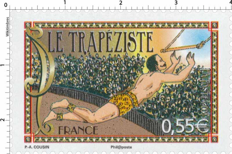 2008 LE TRAPÉZISTE