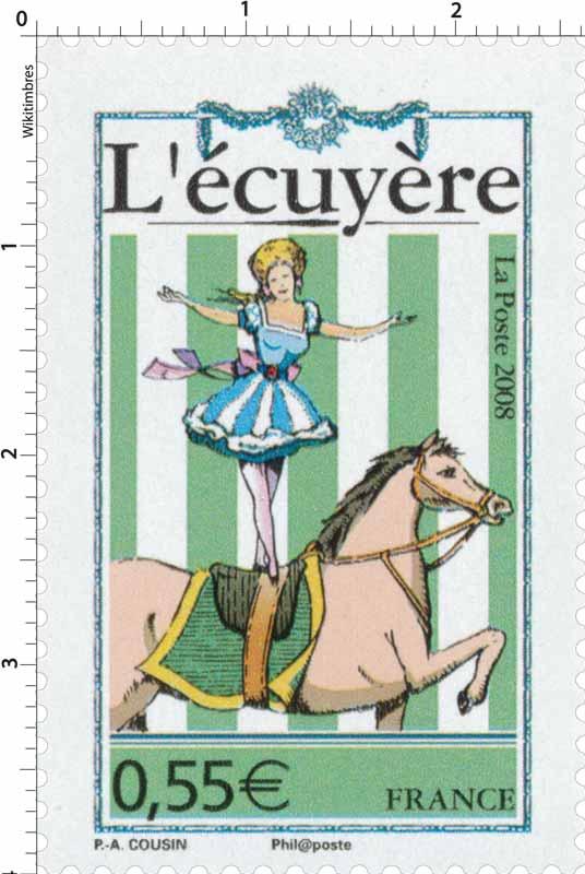 2008 L'écuyère