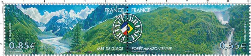 2008 FRANCE MER DE GLACE