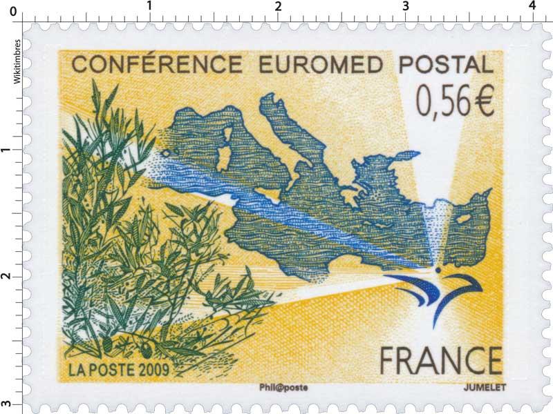 2009 CONFÉRENCE EUROMED POSTAL